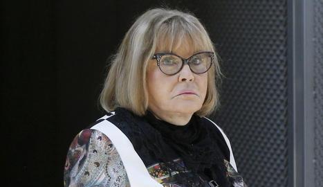 La juez argentina María Servini de Cubría, instructora de la 'Querella Argentina'